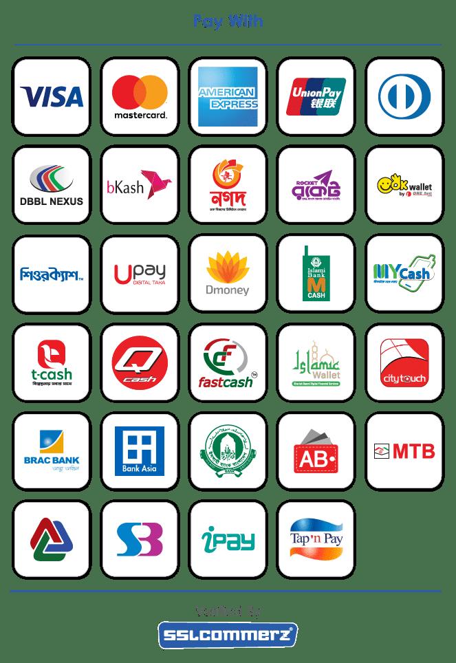 SSLCommerz Pay With logo All Size 04 Mehedi Hasan Rocky - CEO of Cholo Bangladesh Tours - Bangladeshi Artist