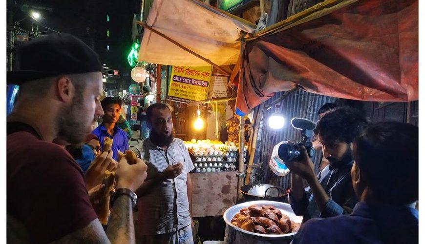 Food Tour Dhaka Bangladesh
