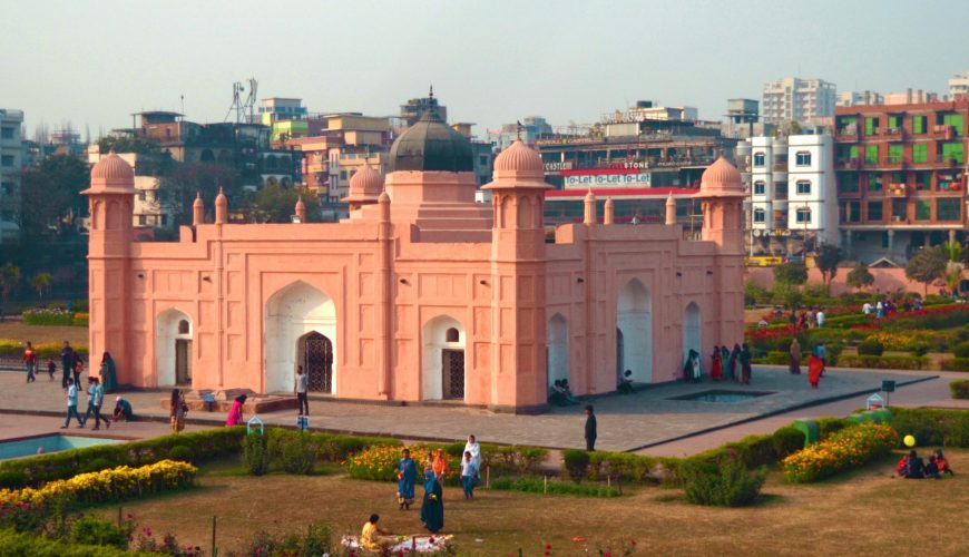 Dhaka City Tour Lalbagh Fort 1
